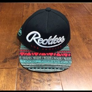 Other - Reckless SnapBack muti colors