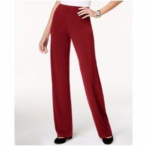 Alfani Pants - Alfani Knit Wide-Leg Trousers-Small-Last Pair!