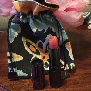 New dvf lipstick and pouch
