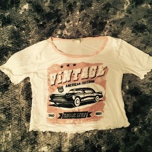 Ambiance Vintage Car Shirt 👌