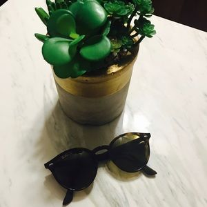 RayBan Tortoise Shell Sunglasses