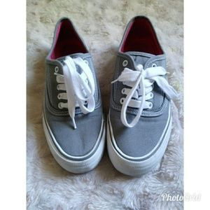 Shoes - Grey and white Joe boxer sneakers