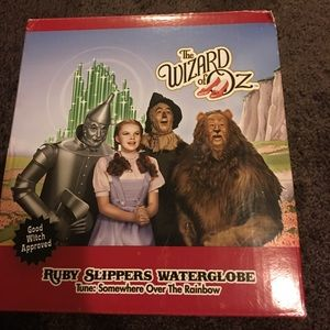 Other - New wizard of oz globe