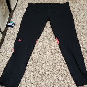 Under armour work out leggings