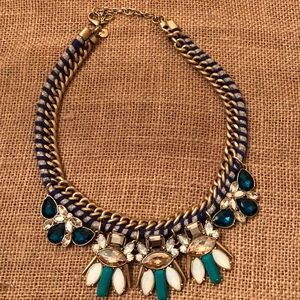 J.Crew statement necklace 💙