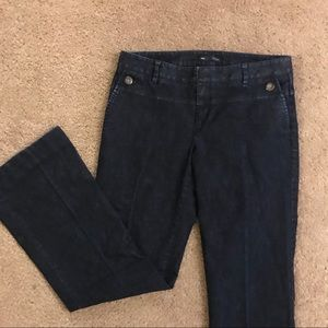 Gap Hip Snug Fit Wide Leg Jeans