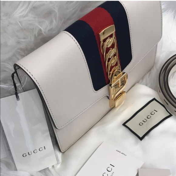 f0e6f0dc9060 Gucci Bags | Sylvie Leather Belt Bag | Poshmark