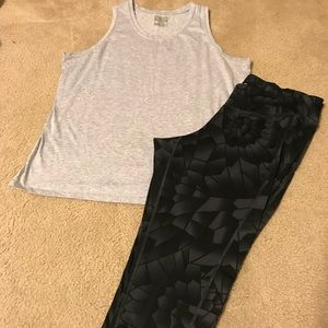 XXL Workout Outfit