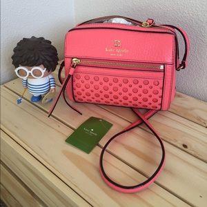 """Kate Spade Delaney """"Perri in bubbls"""" Handbag"""