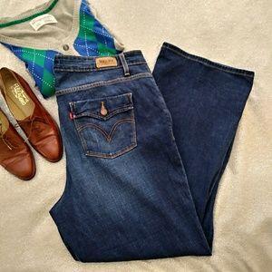 Levi's 580 Boot Cut Jeans