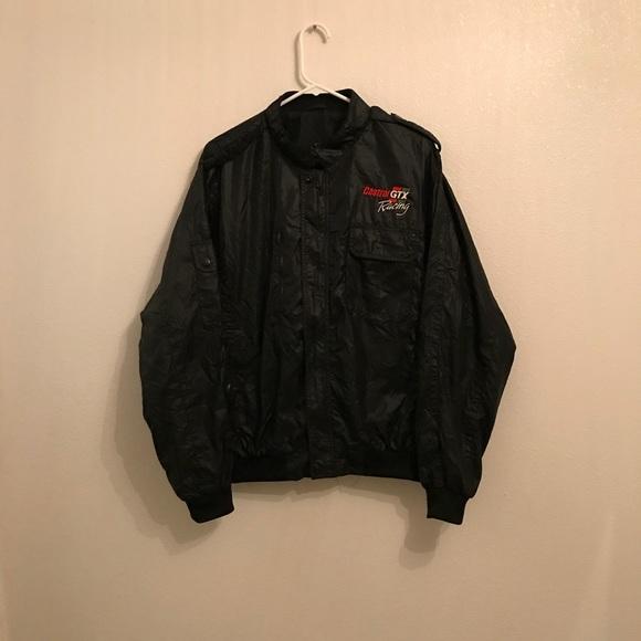 3113cea88 MVP COR Inc. Vintage Castrol GTX Racing Jacket