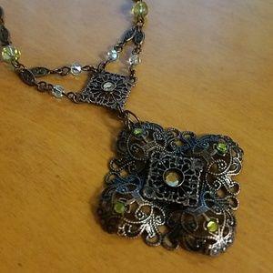 Jewelry - Bohemian necklace