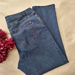 denim 24/7 Straight Leg Jeans