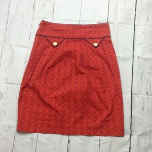 Anthropologist Madchen Red Skirt