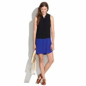 Madewell Sleeveless Tunic Dress