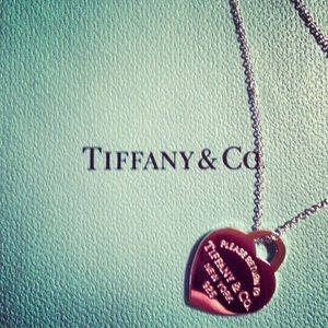 Tiffany and Co Return to Tiffany Necklace