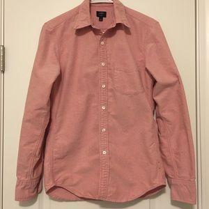 Men's J. Crew Slim Fit Oxford Shirt
