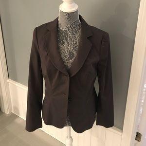 Brown Limited blazer