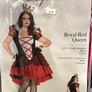 Halloween Costume Plus Size