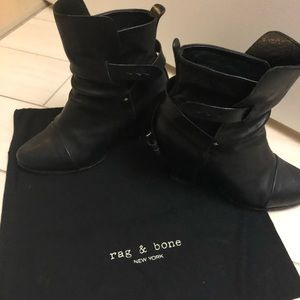 Rag and Bone Bootie