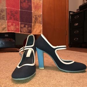 Marc Jacobs Mary Jane Shoes 7.5