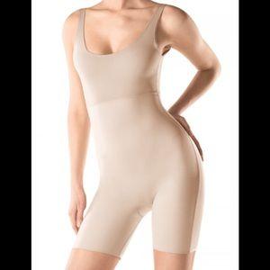 Spanx hide & sleek slip suit. Plus size 3X. NWT