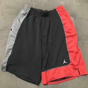 Nike Jordan athletic shorts