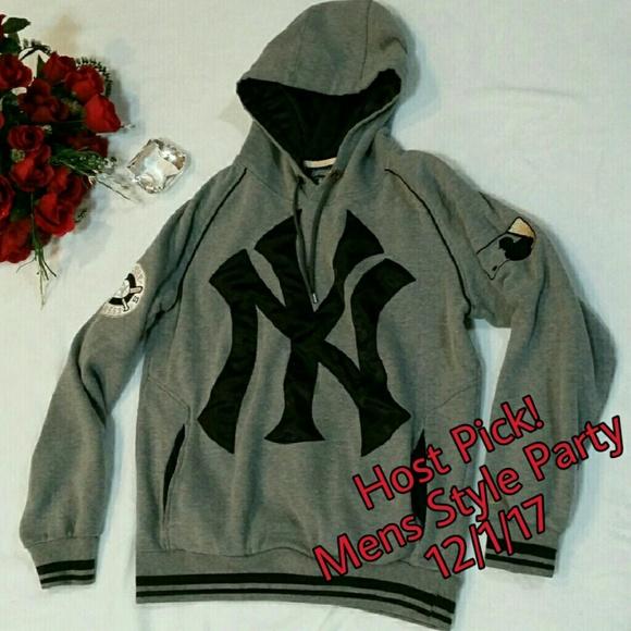 reputable site efe33 22af4 HP! ⚾ Deluxe New York Yankees Hoodie Sweatshirt ⚾