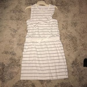 Lou & Grey T-Shirt Dress-Medium