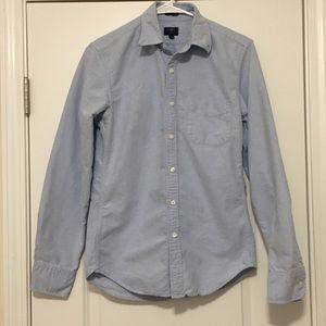 Men's J. Crew Slim Fit Oxford Button Down Shirt