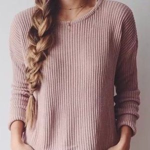 Blush Ollie Sweater