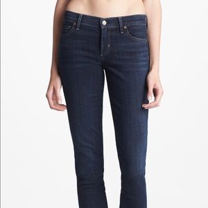 Citizens of Humanity Ava straight leg jean, Sz 28