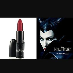 Mac maleficent lipstick