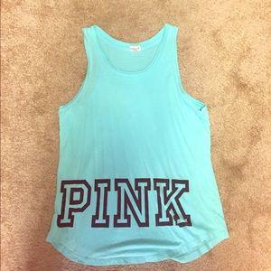 VS Pink Tank Top 💙