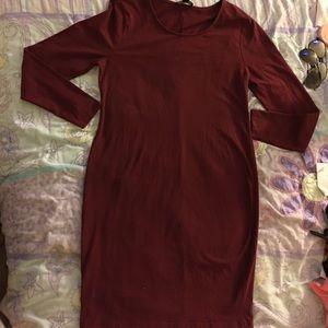 Forever 21+ bodycon short dress