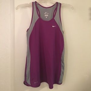 Nike DRI-FIT workout tank, small