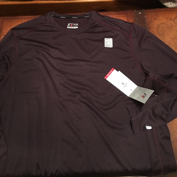 c76812d4e Russell Athletic Shirts | 2xltraining Fit Dripower 360 | Poshmark