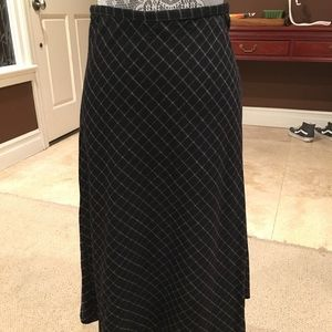 French Connection A-line Skirt