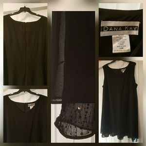 Dresses & Skirts - Plus Size Black Dress