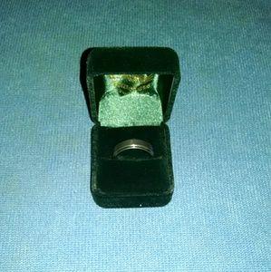 Men's Titanium Wedding Ring