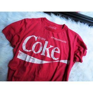 Vintage 90's Coca Cola tee