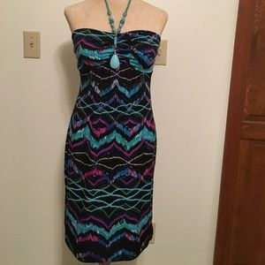 Beautiful vacay dress or summer wedding sz 4