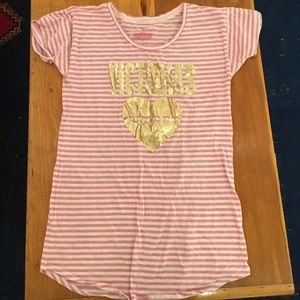 Women's Victoria Secret nighty shirt size medium