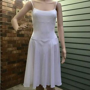 Other - White skirted Ballet Leotard.