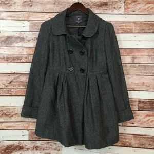 Lightweight pea coat forever 21
