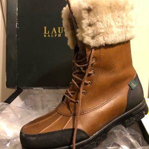 Women's Ralph Lauren winter boots