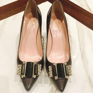 Gorgeous Kate Spade Jaylee Leather Heels