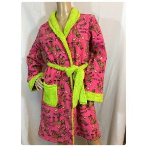 Lazy one flame resistant robes small