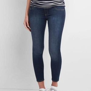Gap Maternity Easy Legging Jean - Sz 30, Worn Once