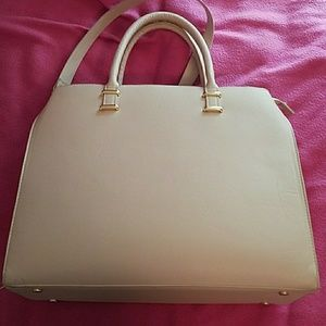 H&M Light Pink Sturdy Purse
